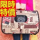 外出提籠(小)-貓咪外出專用多功能寵物包9色57u9【時尚巴黎】