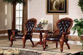 美式休閒椅組合實木雕花椅躺椅懶人書椅書房座椅歐式休閒椅子xw