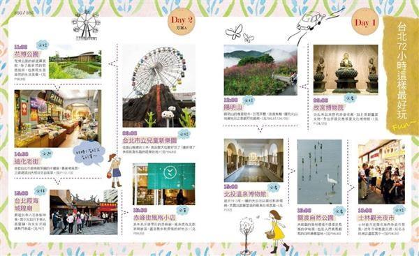 (二手書)台北悠遊小旅行