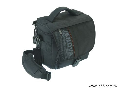 【福笙】吉尼佛 JENOVA Royal 12 皇家系列 專業攝影背包 附防雨罩 (1機1鏡1閃燈)