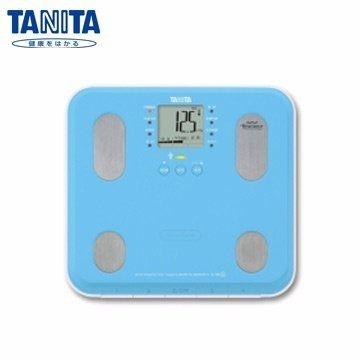 TANITA BC565塔尼達  體脂肪計體脂計天空藍【醫妝世家】※現貨宅配速達