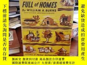 二手書博民逛書店A罕見World Full of HomesY259951 William A. Burns McGraw-H