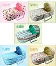 嬰兒提籃便攜搖籃睡籃車載新生嬰兒手提籃嬰...