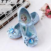 女童皮鞋 公主鞋平底鞋兒童單鞋