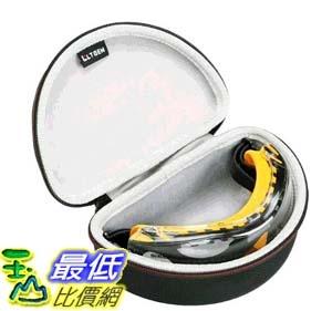 [9美國直購] 護目鏡盒 LTGEM for DEWALT DPG82-11/DPG82-21 Goggle Case, Tailored Hard Storage Carrying Bag _tb1