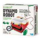 《4M科學探索》大嘴巴機器人 Dynamo Robot ╭★ JOYBUS玩具百貨
