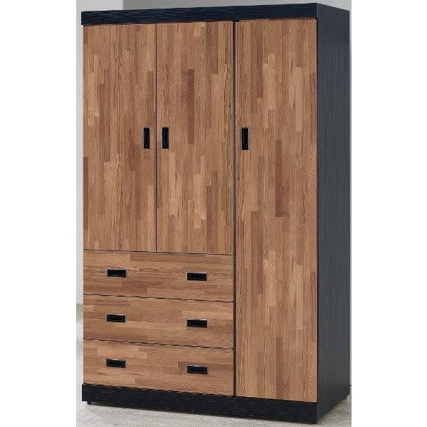 衣櫃 衣櫥 FB-098-2 積層木4X7尺衣櫥【大眾家居舘】