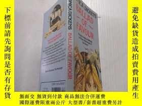 二手書博民逛書店Ballad罕見of favour:歌謠Y200392