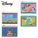 【日本正版】玩具總動員 夾鏈袋 兩入組 收納袋 夾鏈收納袋 卡片包 迪士尼 Disney 609911 609928