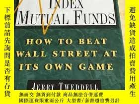 二手書博民逛書店Winning罕見With Index Mutual Funds
