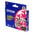 T047350 EPSON 原廠 紅色墨水匣 適用 Stylus C63/C83/C65/CX3500
