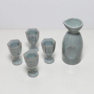 龍泉青瓷 溫酒壺