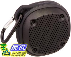 [106美國直購] AmazonBasics Shockproof and Waterproof Wireless Mini Speaker
