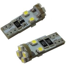 [BWS拍賣] T10-8顆3528 LED 白光 可消除歐規車電腦故障燈