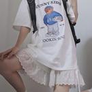 打底褲 jk南瓜褲lolita安全褲少女防走光打底褲外穿蕾絲保險短褲薄款夏季 快速出貨