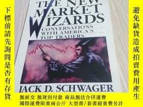 二手書博民逛書店The罕見New Market Wizards: Conversations with America s Top