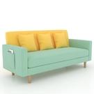 沙發小戶型簡易臥室出租房小沙發北歐簡約現代客廳單雙人布藝沙發【618店長推薦】