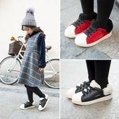 男童鞋加絨保暖棉鞋 兒童秋潮板鞋子 女童冬季加厚運動鞋 九週年全館柜惠