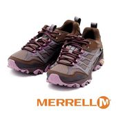 MERRELL MOAB FST GORE-TEX多功能健行鞋 棕 ML37154 女鞋