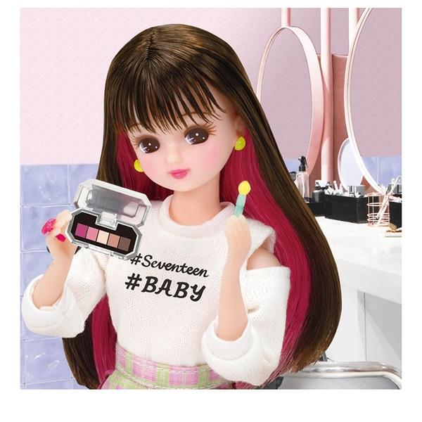 莉卡娃娃 #Licca#17歲#韓系美妝莉卡_LA16792