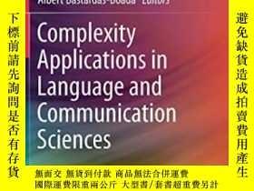 二手書博民逛書店Complexity罕見Applications In Lang