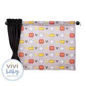ViViBaby - Disney迪士尼米奇汽車窗簾 (2入)
