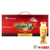 【華陀扶元堂】蟲草全蔘飲1盒(6瓶/盒)