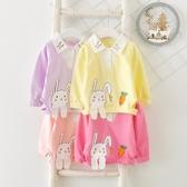 薄長袖上衣 可愛兔子嬰幼兒毛圈T恤 UG11334 好娃娃