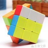 魔術方塊魔方二階異形魔方三階2層專業靈活順滑益智玩具 造物空間