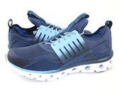 【K-SWISS】Tubes X Runner CMF運動休閒鞋-男-藍/藍漸層05297-440