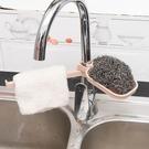 [拉拉百貨]肥皂毛巾架組 水龍頭 瀝水 置物架 收納架 瀝水架 夾式 毛巾架 抹布架 肥皂架