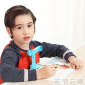 小學生寫字預防器防近視坐姿兒童寫字姿勢視力防近視架 至簡元素