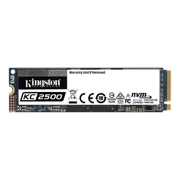 新風尚潮流 【SKC2500M8/250G】 金士頓 M.2 固態硬碟 250GB KC2500 SSD 2280