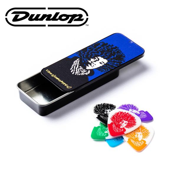 小叮噹的店-彈片 美國Dunlop JVHPT04H 鐵盒裝 匹克/PICK