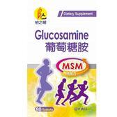 柏之暢葡萄糖胺+MSM80粒【愛買】
