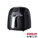 現貨供應 SANLUX台灣三洋 3D熱循環氣炸鍋 SK-F820 快速到貨