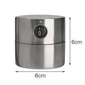 計時器 宜家不銹鋼廚房家用計時器定時器 鬧鐘跑步機械倒計時提醒器