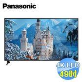 國際 Panasonic 49吋4K聯網液晶電視 TH-49FX700W