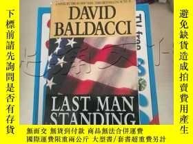 二手書博民逛書店Last罕見Man Standing---[ID:78920][