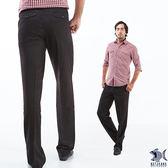 【NST Jeans】夏日柔軟 經典直紋黑斜口袋休閒褲(中腰) 390(5518) 單件出清↘690