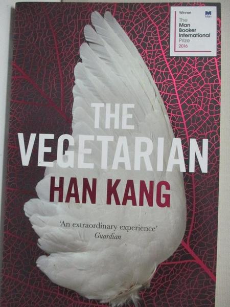 【書寶二手書T1/原文小說_HPR】The Vegetarian_Han Kang