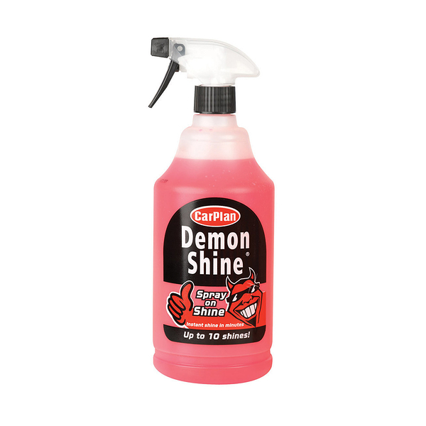 Demon紅魔鬼Demon Shine排水光魔(手壓瓶)