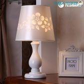 現代新中式木質床頭臥室檯燈燈具【洛麗的雜貨鋪】