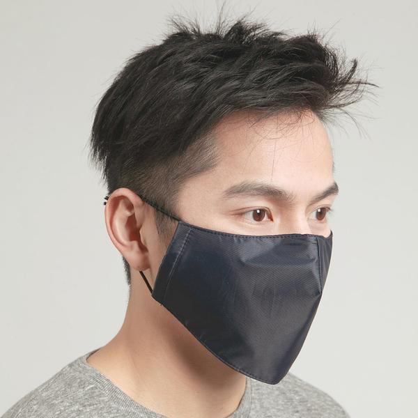 雨晴牌奈米活性碳布口罩(含防飛沫布口罩*1個+奈米活性碳濾片*1片) 附檢驗報告 可重覆使用
