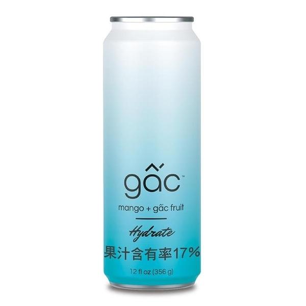 GAC 芒果木鱉果氣泡果汁 356公克 X 8瓶