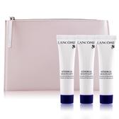 蘭蔻 超緊顏5D抗皺活化乳(15ml)X3+優雅粉化妝包