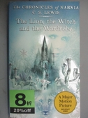 【書寶二手書T8/原文小說_OHT】The Lion, the Witch and the Wardrobe_C. S. Lewis
