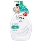多芬Dove滋養柔膚沐浴乳-溫和低敏感配方1000ml【愛買】