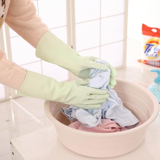 清潔手套 家務手套 乳膠手套 橡膠手套 寵物清潔手套 防水手套 PVC 洗碗手套【F001】慢思行