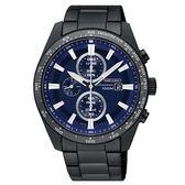 【僾瑪精品】SEIKO 精工 Criteria 太陽能計時腕錶-42.8mm/V176-0AV0SD(SSC655P1)